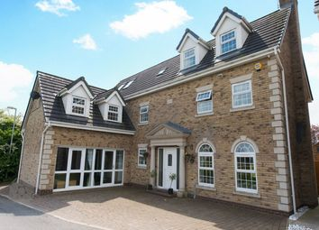 Thumbnail 5 bedroom detached house for sale in Stanley Lane, Aspull, Wigan, Lancashire