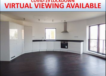 Thumbnail 2 bed flat for sale in Flat 3, 45 New Road, Gravesend