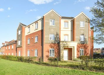 Thumbnail 2 bed flat for sale in Wedderburn Avenue, Beggarwood, Basingstoke