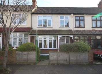 Thumbnail 3 bedroom terraced house for sale in Worcester Road, Walthamstow, London