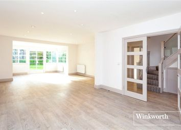 Thumbnail 5 bedroom semi-detached house to rent in Vivian Way, Golders Green, London