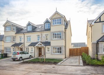 Thumbnail 4 bed town house for sale in Tricketts Drive, Grange-Over-Sands