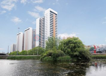 Thumbnail 2 bed flat for sale in Blackwall Way, London