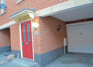 Thumbnail 3 bed town house to rent in Auriga Court, Derby