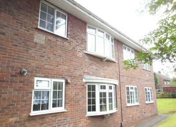Thumbnail 2 bed flat to rent in Revesby Court, Scunthorpe