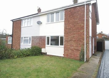 Thumbnail 3 bed semi-detached house to rent in Ewan Close, Stanway, Colchester, Essex