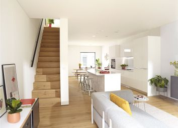 Thumbnail 4 bed semi-detached house for sale in Lockhart Way At Inholm, Northstowe, Cambridge
