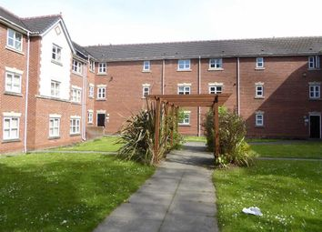 Thumbnail 2 bed flat for sale in Greenwood Road, Wythenshawe, Manchester