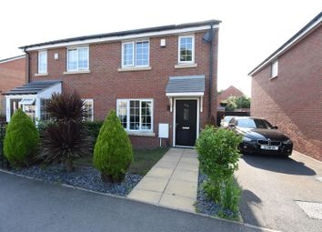 3 bed semi-detached house for sale in Lanchester Way, Castle Bromwich, Birmingham B36