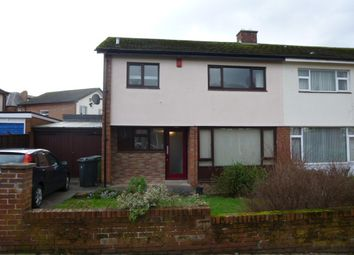 Thumbnail 3 bed semi-detached house to rent in Carlton Gardens, Stanwix, Carlisle