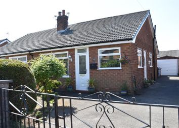 Thumbnail 2 bed semi-detached bungalow for sale in Queensway, Euxton, Chorley