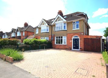 Thumbnail 4 bed semi-detached house for sale in Kenilworth Avenue, Reading