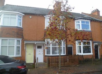 Thumbnail 3 bed terraced house to rent in South Knighton Road, Leicester