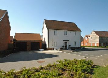 Thumbnail 4 bed detached house for sale in Dray Gardens, Buntingford
