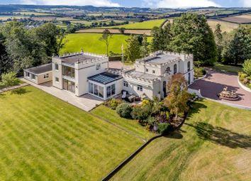 Thumbnail 5 bed detached house for sale in Kennford, Exeter, Devon