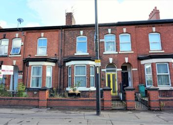 Thumbnail 3 bed terraced house for sale in 1382 Ashton Old Road, Manchester