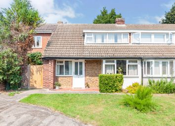 Thumbnail 3 bed semi-detached house for sale in Orchard Gate, Melbourn, Royston