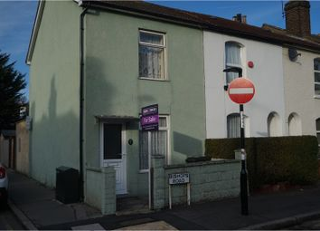 Thumbnail 2 bed end terrace house for sale in Bishops Road, Croydon