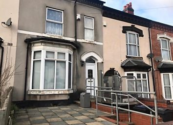 Thumbnail 3 bed terraced house to rent in Stamford Road, Handsworth, Birmingham