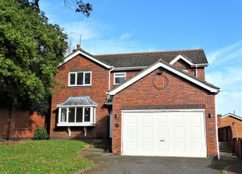 Thumbnail 4 bed detached house for sale in Main Street, Markfield