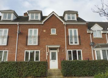Thumbnail 4 bedroom property to rent in Eagle Way, Hampton Vale, Peterborough