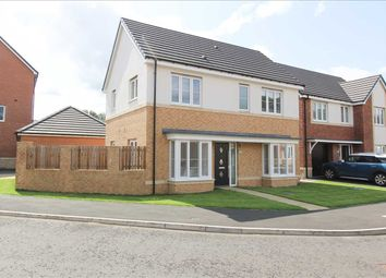 Thumbnail 3 bed detached house for sale in Strother Way, Bassington Manor, Cramlington