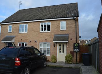 Thumbnail 3 bed semi-detached house for sale in Fred Ackland Drive, King's Lynn