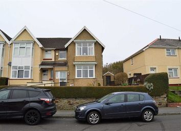 Thumbnail 2 bed end terrace house for sale in Tanymarian Road, Swansea