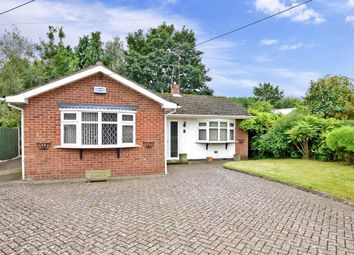 Thumbnail 2 bed bungalow for sale in Bush Road, Cuxton, Rochester, Kent