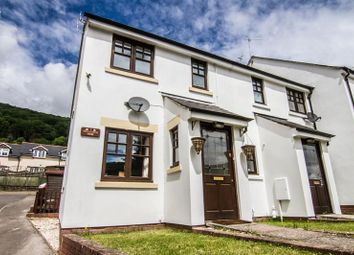Thumbnail 2 bedroom end terrace house for sale in Old Farmhouse Court, Llandogo, Monmouth