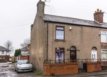 Thumbnail 2 bedroom end terrace house for sale in Warrington Road, Leigh, Lancashire