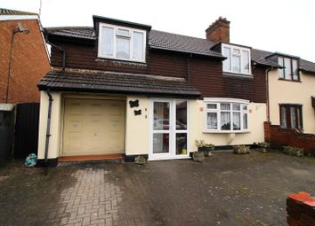 Thumbnail 5 bed semi-detached house for sale in Barnehurst Avenue, Northumberland Heath, Kent