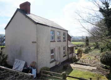 Thumbnail 3 bed detached house for sale in Quebec Road, Aberystwyth