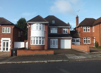 Thumbnail 5 bed detached house for sale in Highway Road, Evington, Leicester
