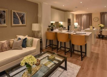 Thumbnail 1 bed flat for sale in Wallace Court, Greenwich