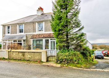 Thumbnail 3 bed semi-detached house for sale in South Hill Road, Callington