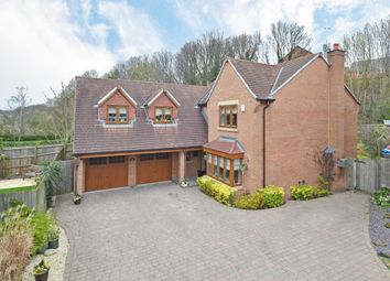Thumbnail 5 bed detached house for sale in Coxley Dell, Horbury Bridge, Wakefield