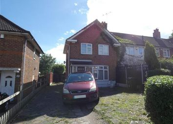 Thumbnail 2 bedroom end terrace house for sale in Kirton Grove, Kitts Green, Birmingham