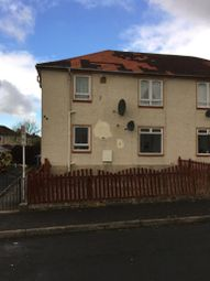Thumbnail 2 bed flat for sale in Morris Crescent, Hurlford