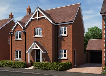 "Thumbnail 4 bed detached house for sale in ""The Whitworth"" at The Ridge, Blunsdon, Swindon"