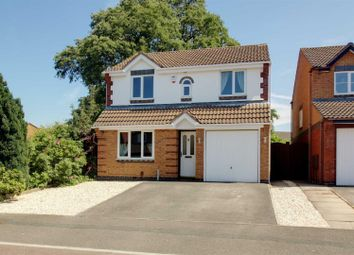 Thumbnail 4 bed detached house to rent in Azalea Gardens, Quedgeley, Gloucester