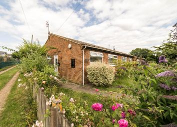 Thumbnail 2 bed semi-detached bungalow for sale in Faversham Road, Seasalter, Whitstable