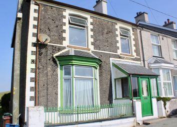 Thumbnail 4 bedroom terraced house for sale in Preswylfa, Station Road, Trawsfynydd, Gwynedd.