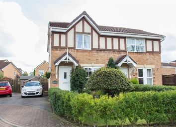 Thumbnail 3 bed semi-detached house for sale in Herriot Drive, Brough With St Giles, Catterick Garrison, North Yorkshire.