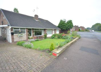 Thumbnail 2 bedroom semi-detached bungalow for sale in Brookthorpe Way, Nottingham