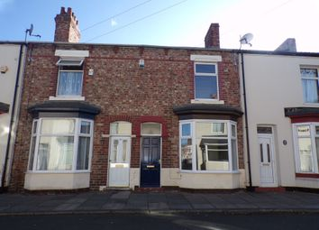 Thumbnail 3 bed terraced house to rent in Teesdale Terrace, Thornaby, Stockton-On-Tees