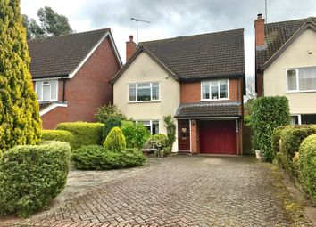 Thumbnail 4 bedroom detached house for sale in Rivershill, Watton At Stone, Hertford