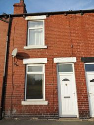 Thumbnail 2 bed terraced house to rent in Girnhill Lane, Featherstone, Pontefract