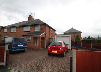 Thumbnail 3 bed end terrace house for sale in Wynn Avenue, Wrexham