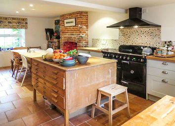 Thumbnail 4 bed semi-detached house for sale in The Street, Hindolveston, Dereham